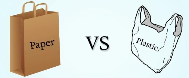 بسته بندی پلاستیکی و کاغذی